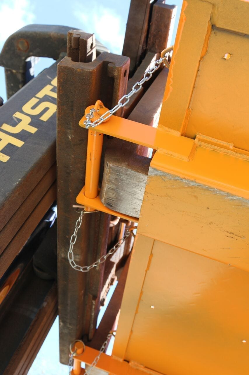 Forklift Safety Cages Northern Ireland  Ni Magherafelt