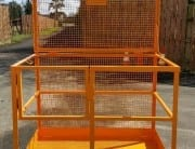 2 person safety cage