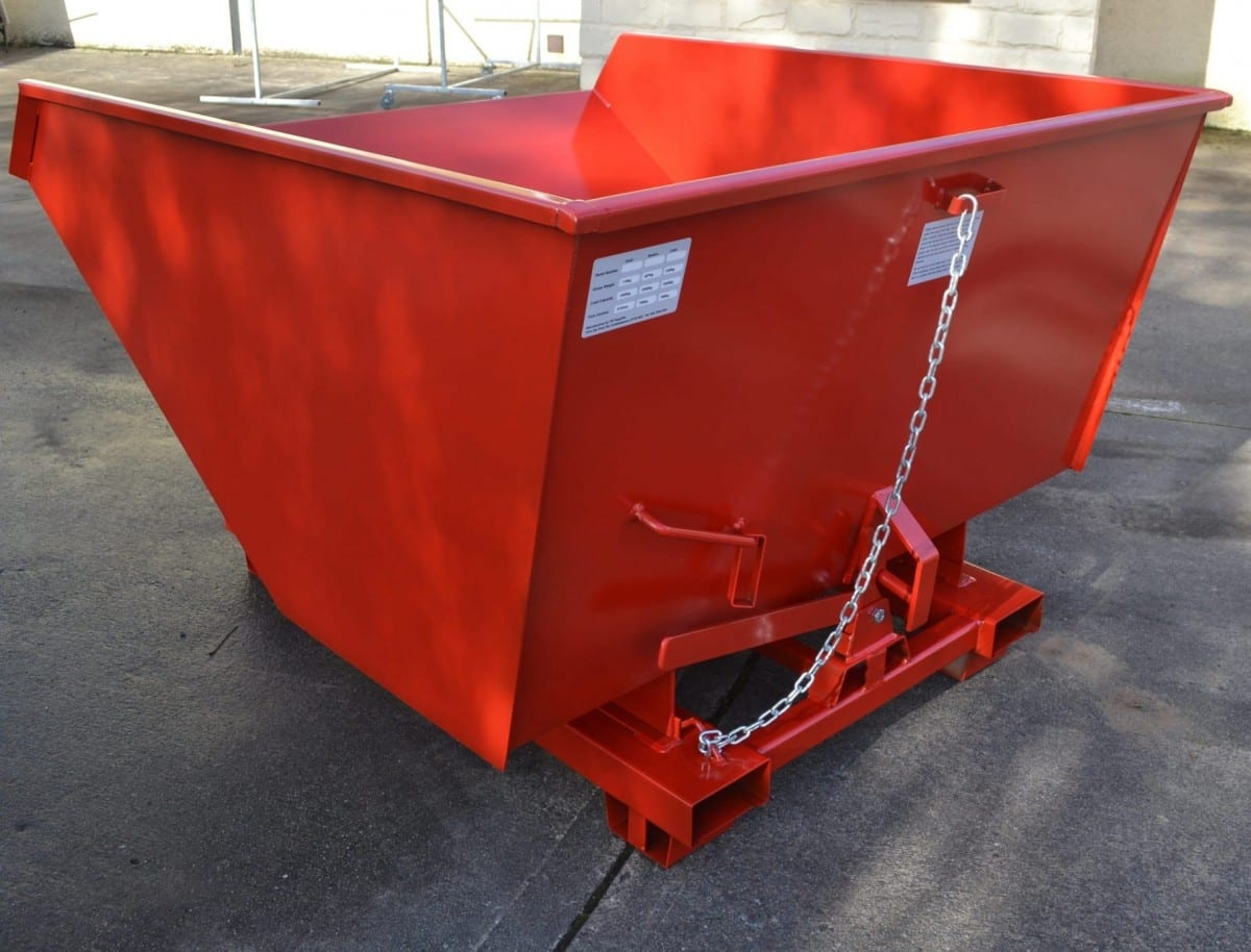 FW Supplies Tipping Skip 1750