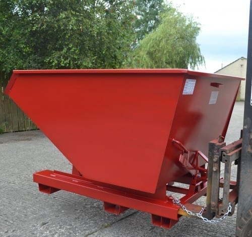 FW Supplies tipping skip 980